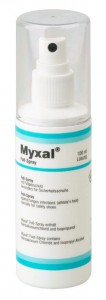 Physioderm® Myxal® Fuß-Spray 100 ml - Pumpspray