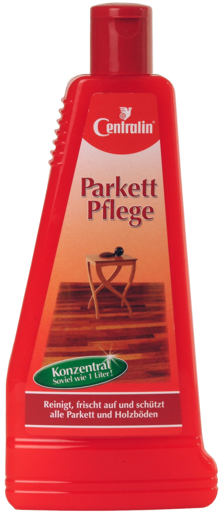 centralin parkett pflege konzentrat 500 ml flasche. Black Bedroom Furniture Sets. Home Design Ideas