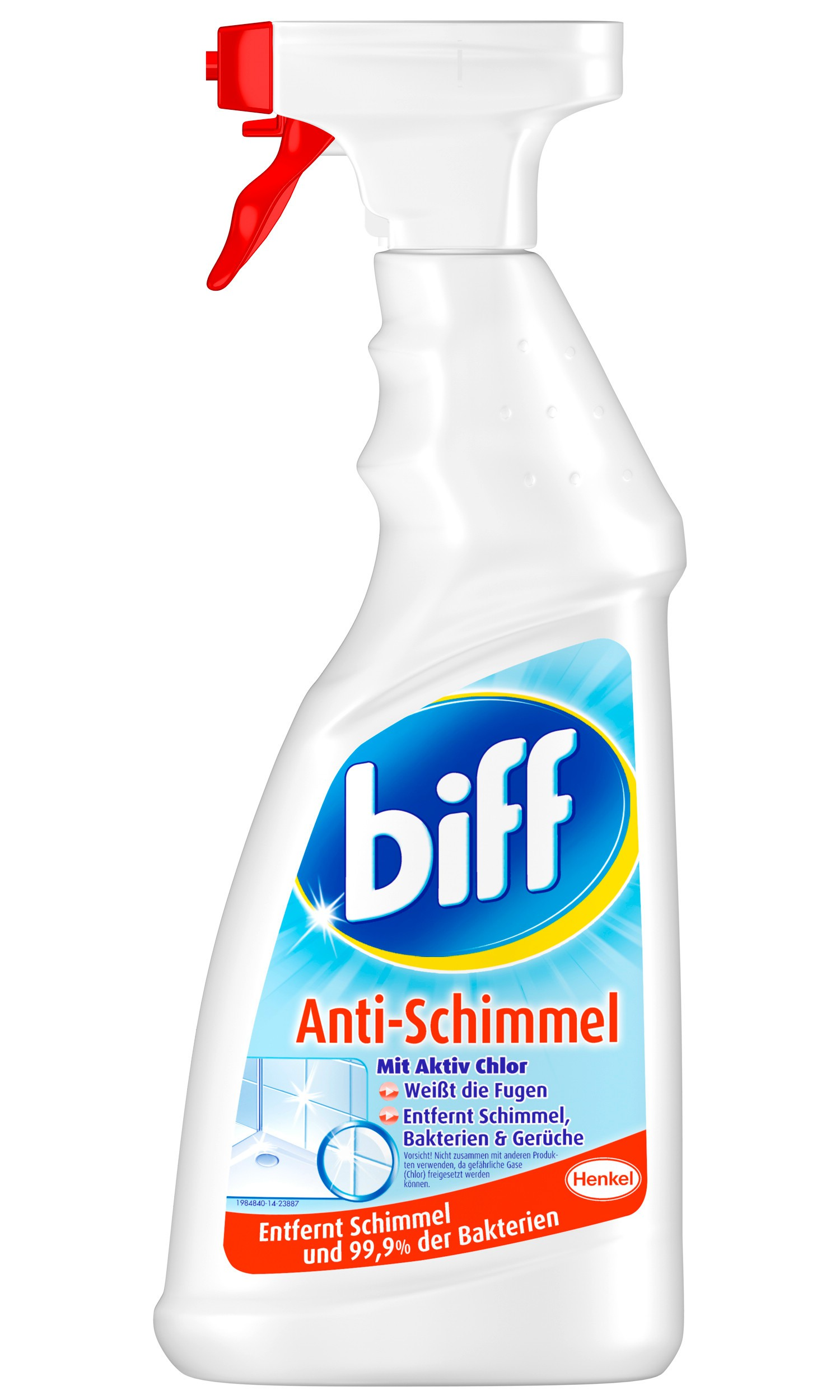 biff anti schimmel 750 ml spr hflasche online kaufen. Black Bedroom Furniture Sets. Home Design Ideas