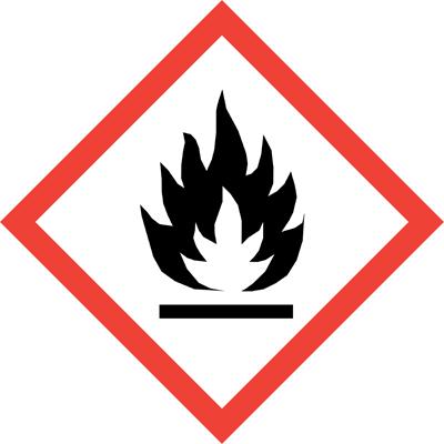 Entzündbar, selbsterhitzungsfähig, selbstzersetzlich, pyrophor, Organische Peroxide